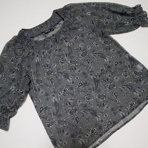 Apt. 9 blouse size medium